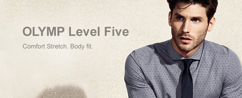 OLYMP Level Five            (Body Fit)